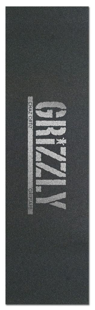 Grizzly Ortiz Signature 3M Reflective Griptape Sheet