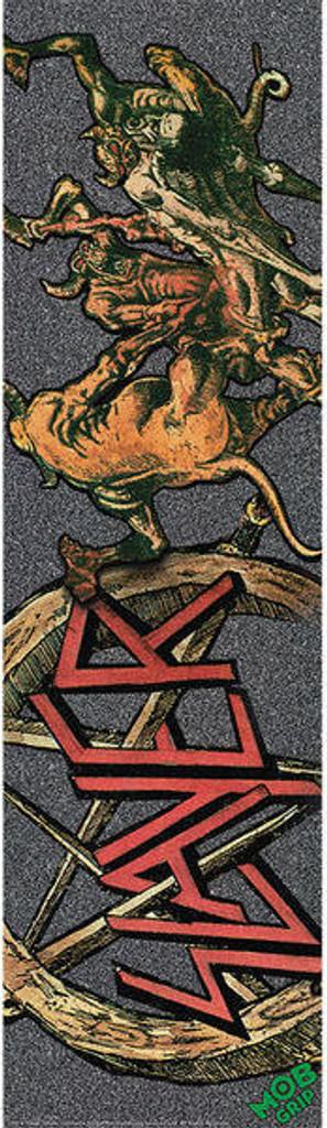 Mob Slayer Hell Awaits Griptape Sheet