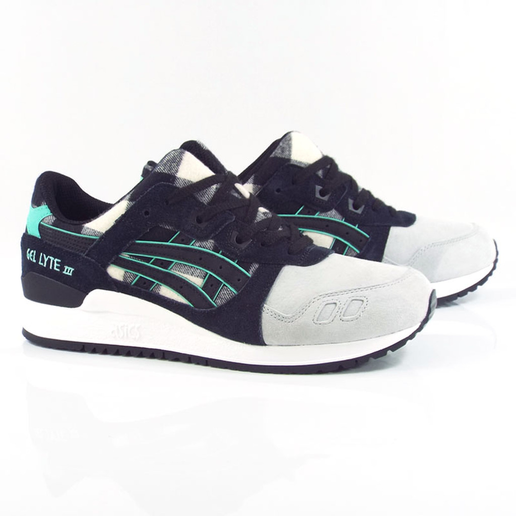 size 40 5863c df091 Asics Gel-Lyte III Shoes - White/Black