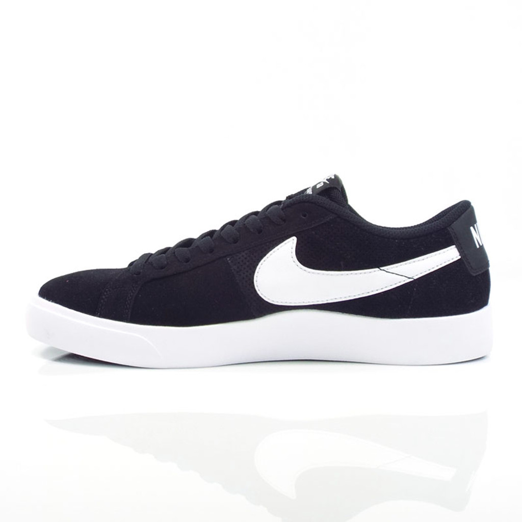 Nike SB Blazer Vapor Shoes - Black/White