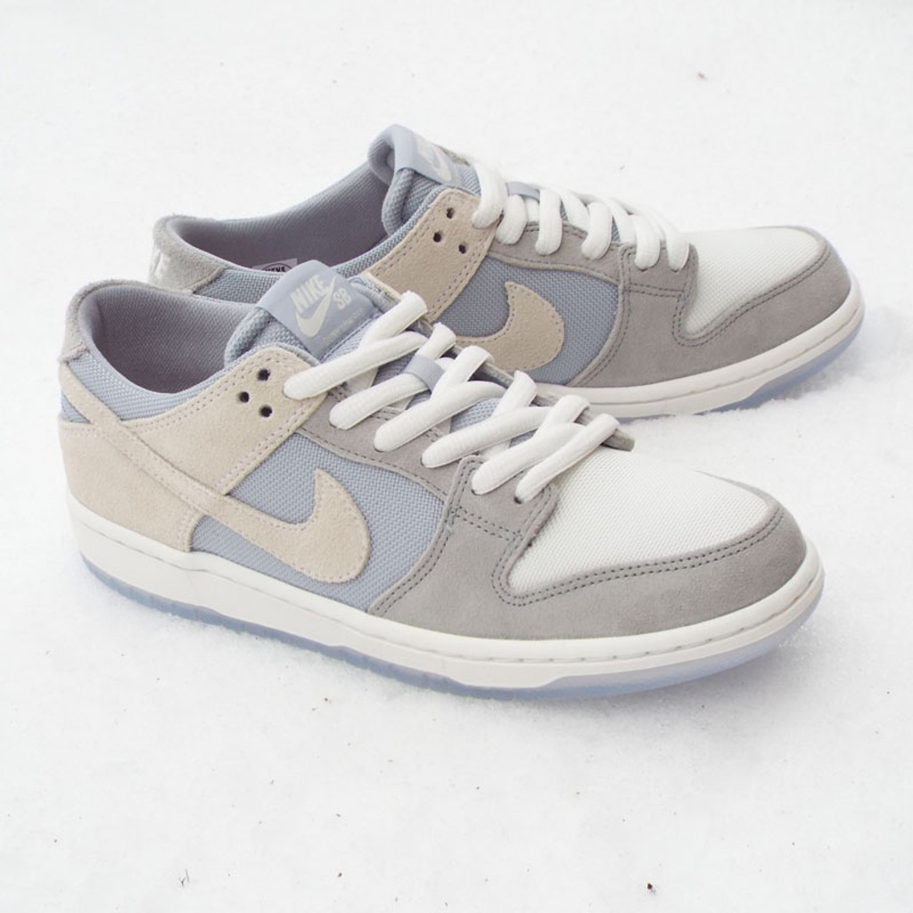 f60e71d5ea9 ... purchase nike sb dunk low pro shoes wolf grey summit white clear 18005  e6503