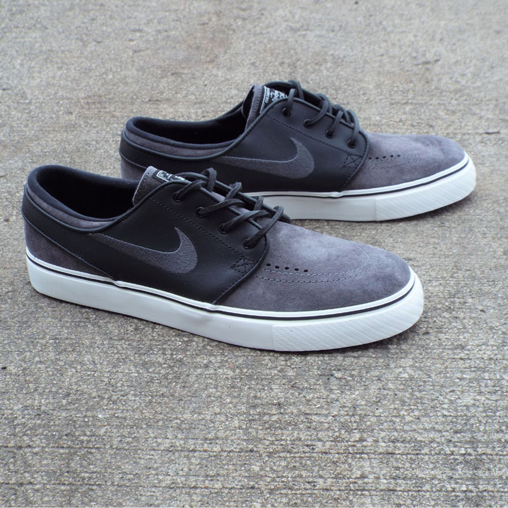 35d3f90ed496b Nike SB Stefan Janoski OG Shoes - Midnight Fog Black - Detroit City ...