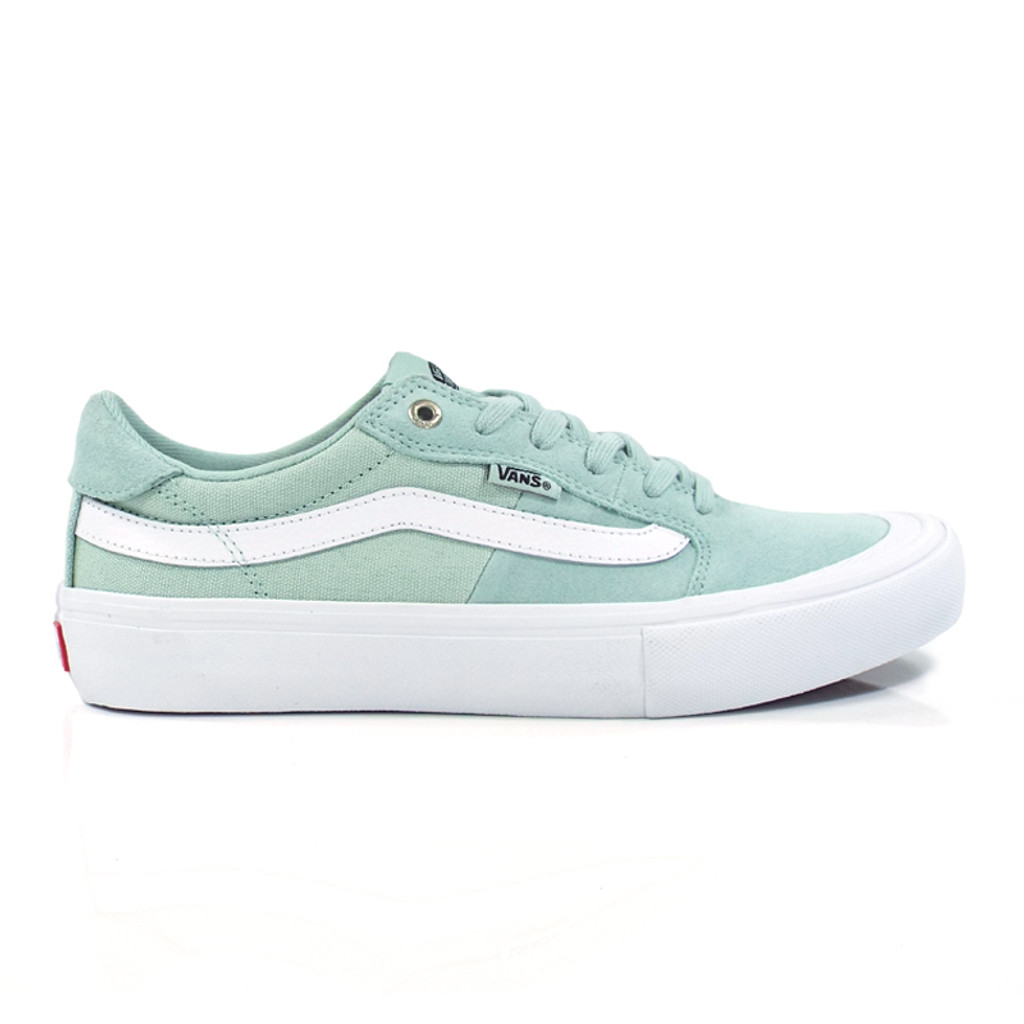 Vans Style 112 Pro Shoes - Harbor Gray/White