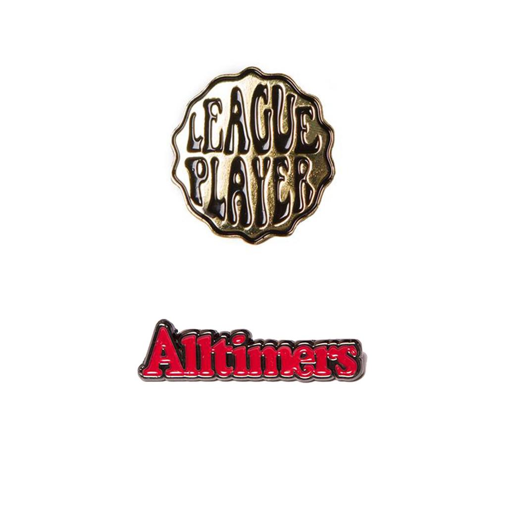 Alltimers Pin Set - Spring 2018 (Drop 1)