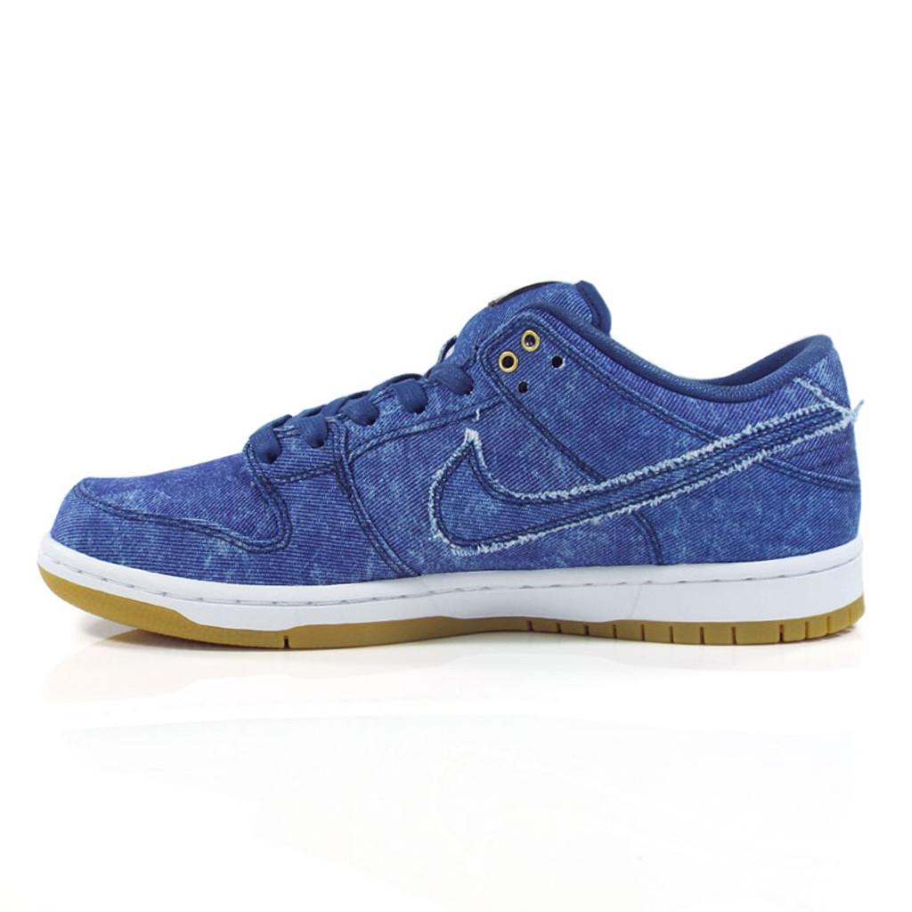 Nike SB Dunk Low TRD QS Shoes - Utility Blue/Utility Blue
