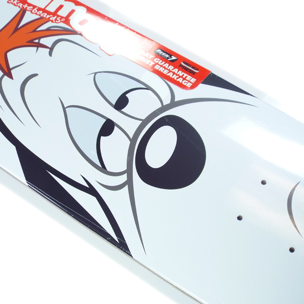 """Almost Youness Droopy Face Skateboard Deck - 8"""""""