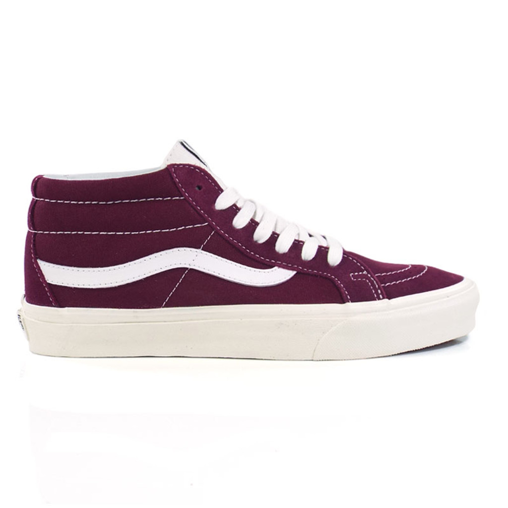 c2c1d63d5e Vans Sk8-Mid Reissue (Retro Sport) Shoes - Port Royale - Detroit ...