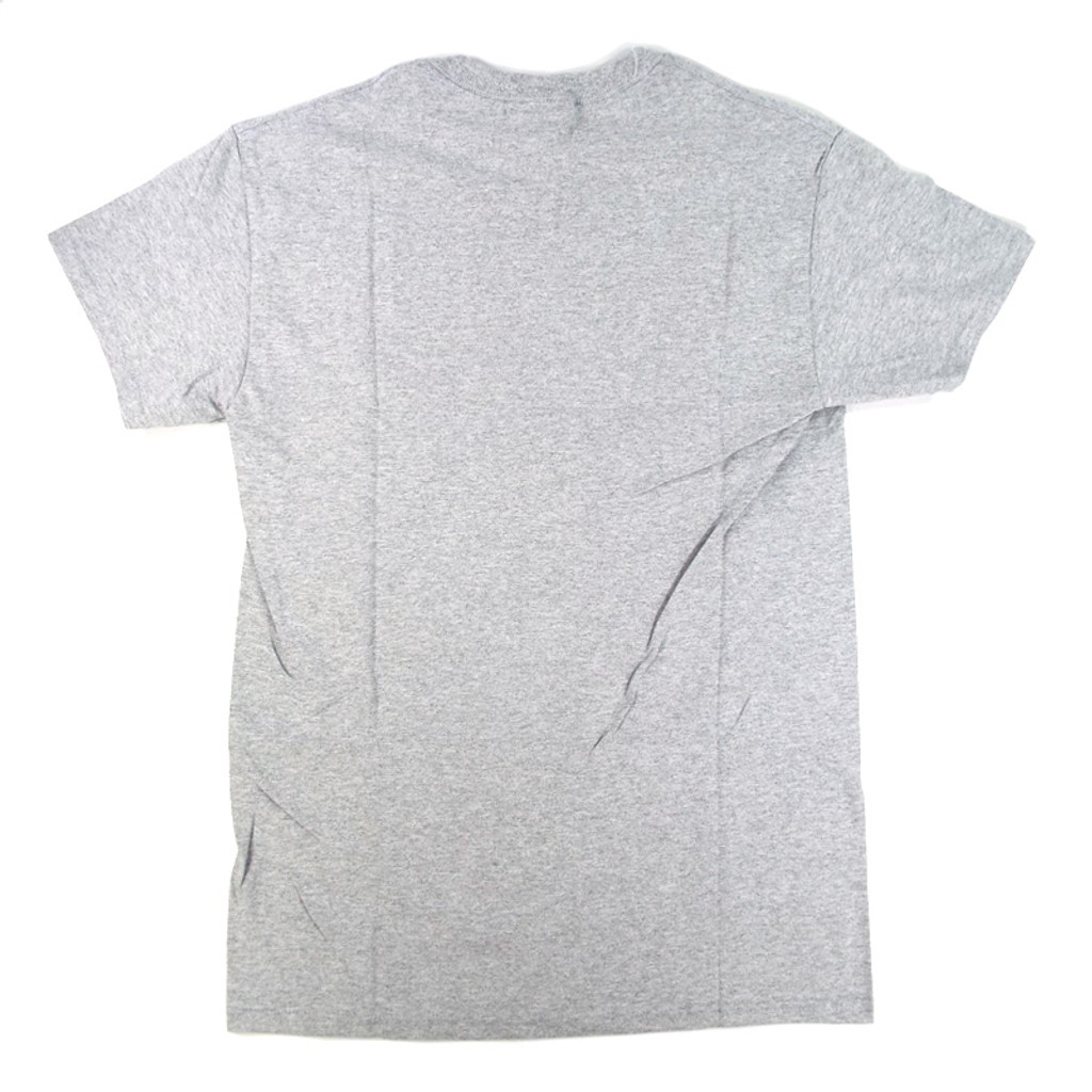 Thrasher Skate Mag T-Shirt - Heather Grey/Red