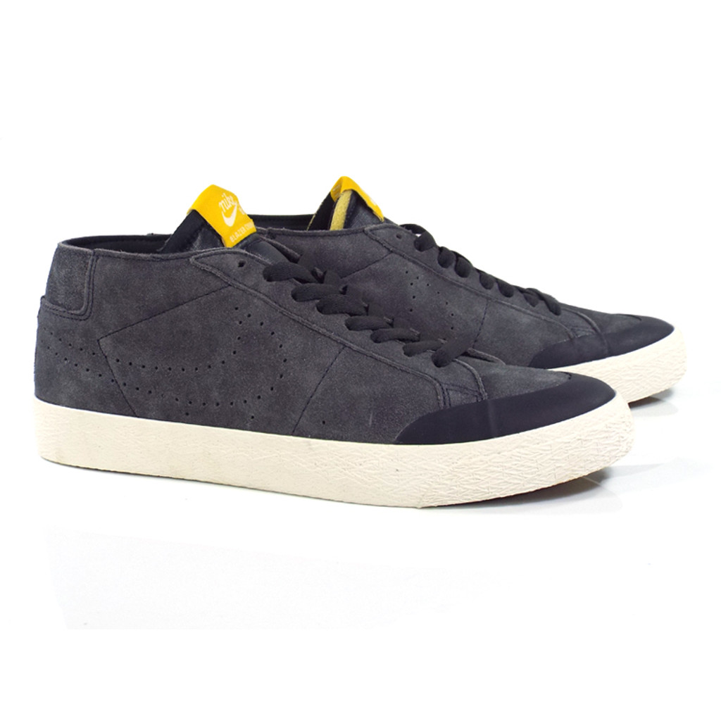 b7b1a49c35cac Nike SB Zoom Blazer Chukka XT (Lance Moutain) Shoes - Anthracite Anthracite  -