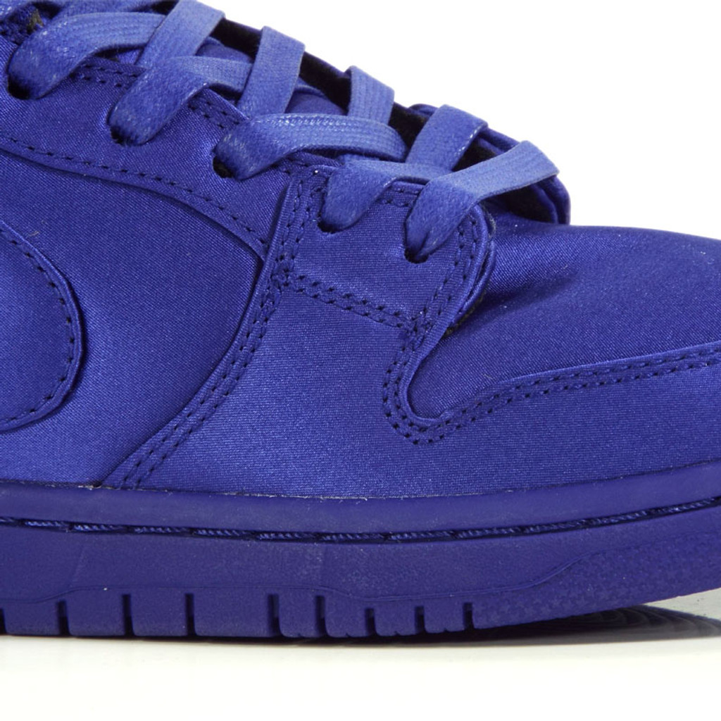sports shoes 2b5d0 b94ed Nike SB x NBA Dunk Low TRD Shoes - Deep Royal Blue/Deep Royal Blue ...