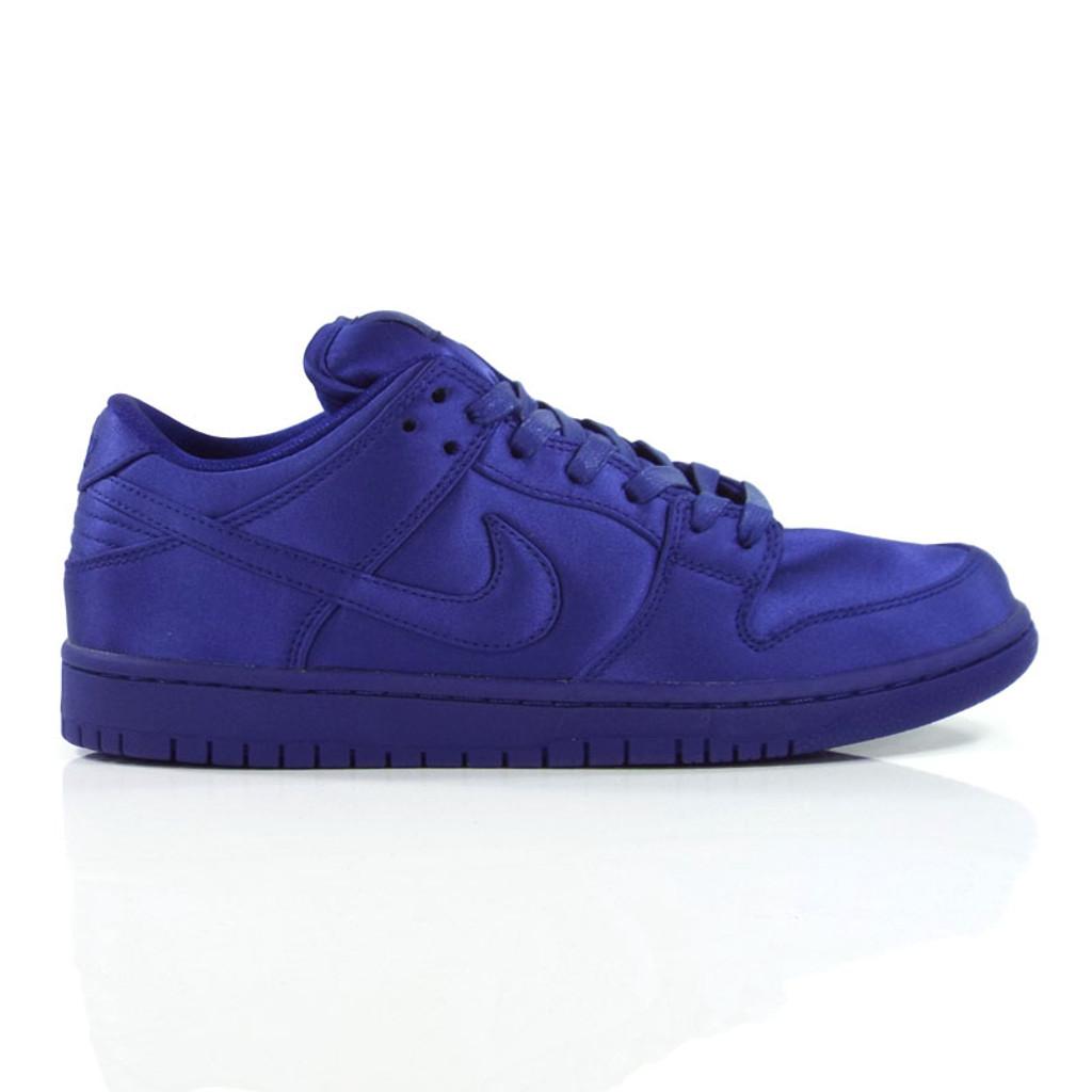 Nike SB x NBA Dunk Low TRD Shoes - Deep Royal Blue Deep Royal Blue ... 759fed973