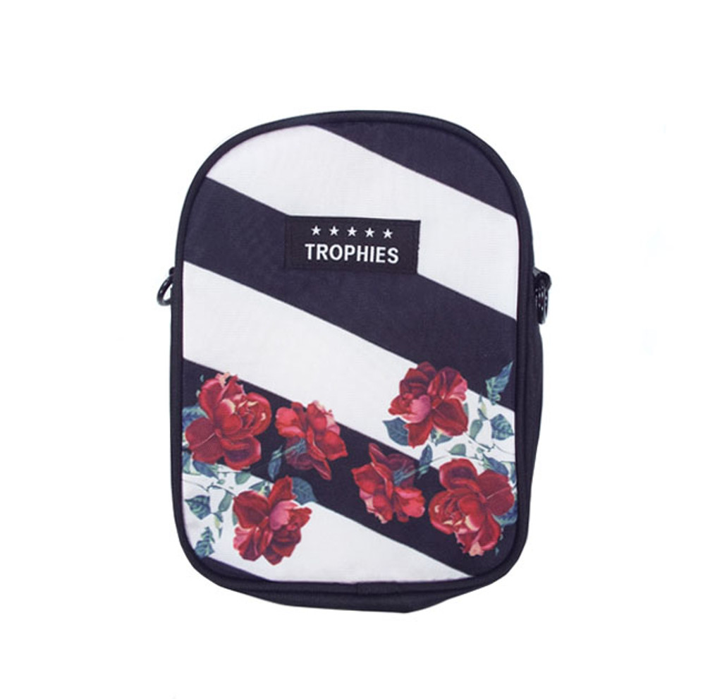 Trophies LA Off Roses Sling Bag