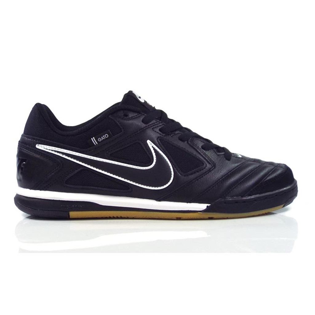 release date f022f ba2b0 Nike SB Gato Shoes - Black Black-White-Gum Light Brown