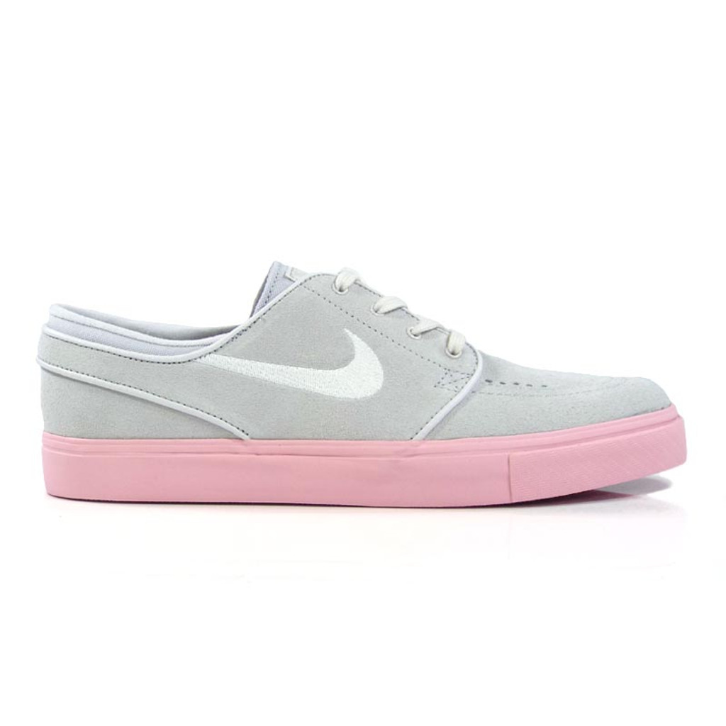 sale retailer a4502 68eab Nike SB Zoom Stefan Janoski Shoes - Vast Grey Phantom-Bubblegum-Bubblegum