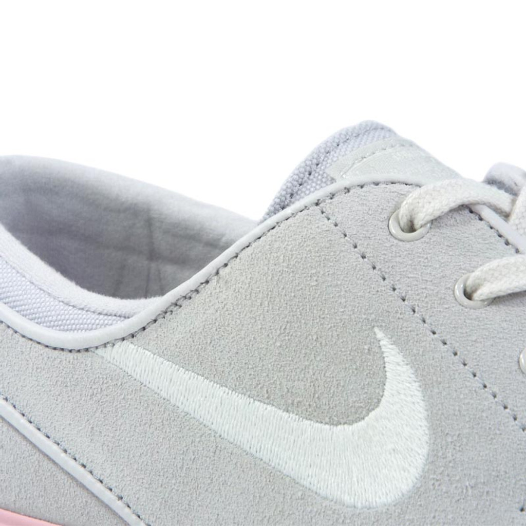 Nike SB Zoom Stefan Janoski Shoes - Vast Grey/Phantom-Bubblegum-Bubblegum