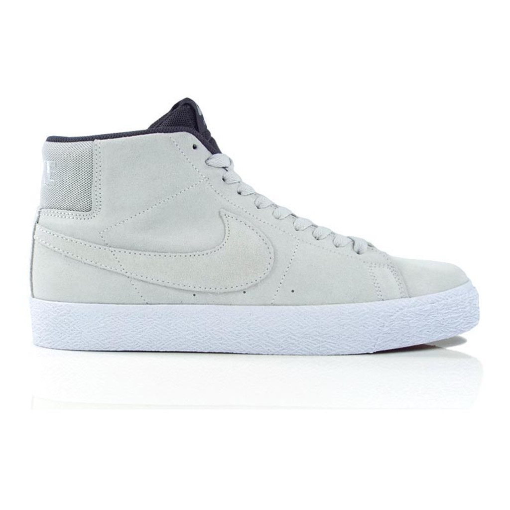666ea17bdbe5f Nike SB Zoom Blazer Mid Shoes - Vast Grey Vast Grey - Detroit City ...