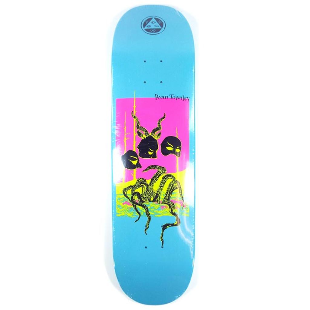 """Welcome Masquerade On Enenra Skateboard Deck - 8.5"""""""