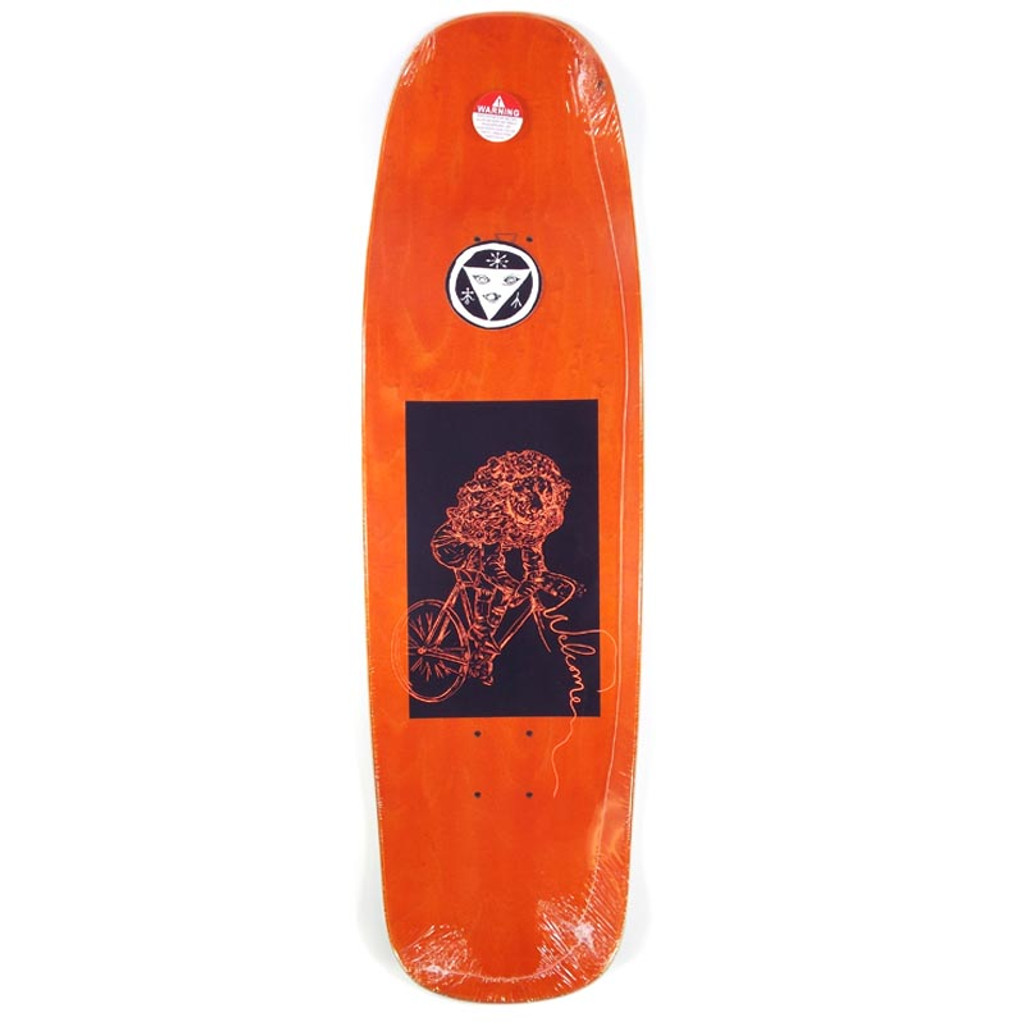 "Welcome Phillip On Son Of Golem Skateboard Deck - 8.75"""