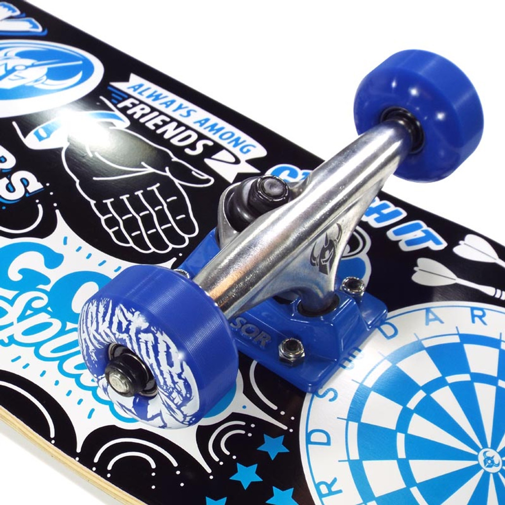 "Darkstar Onward Skateboard Complete - 7.81"""