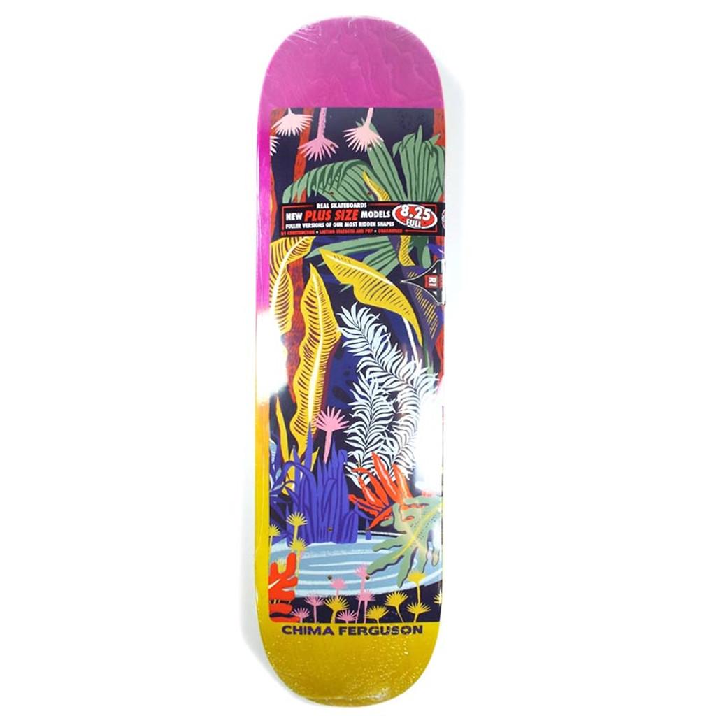 "Real Ferguson Antra Skateboard Deck - 8.25"""