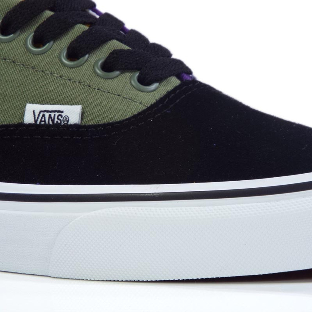 Vans Era (OTW Rally) Shoes - Black/True White