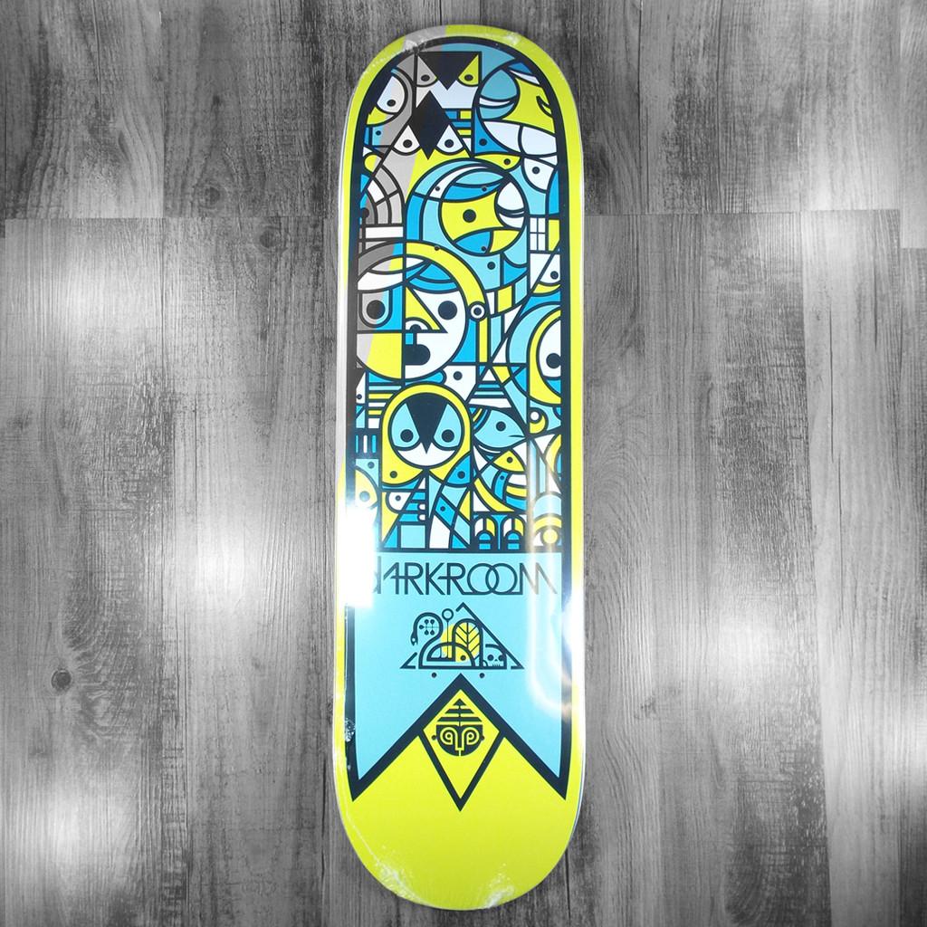 "Darkroom Ceremony Skateboard Deck - 8.62"""