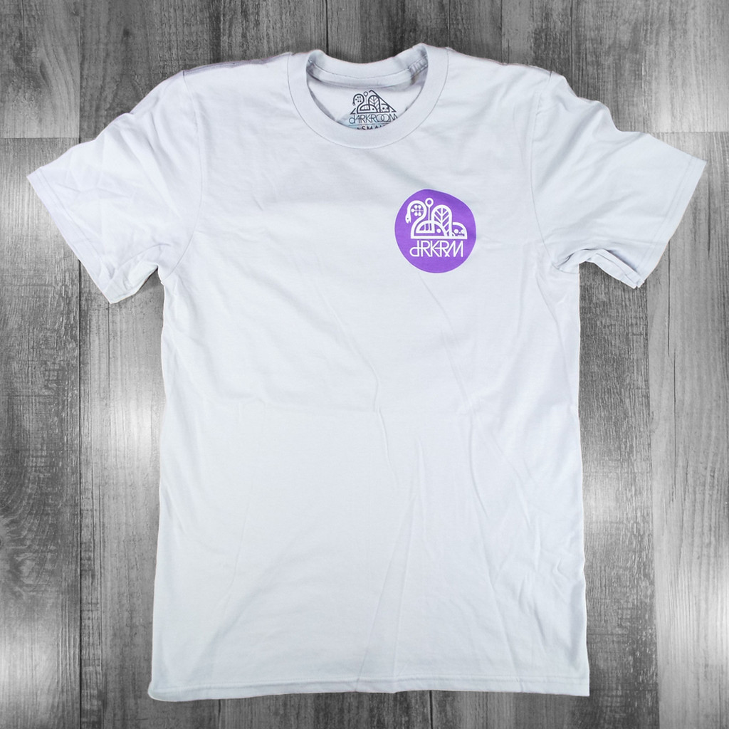 Darkroom Iron Lung T-Shirt - Light Grey