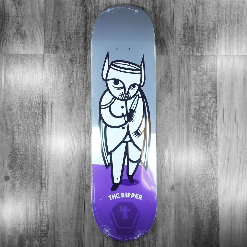 "Darkroom The Ripper Skateboard Deck - 8.37"""