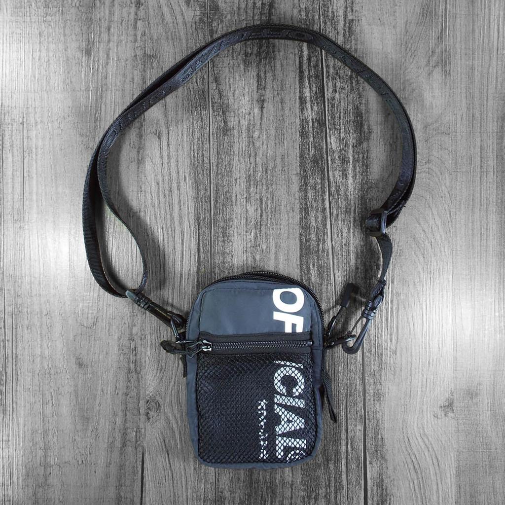 Official Vapour EDC Utility Bag - Dichroic Squid Ink