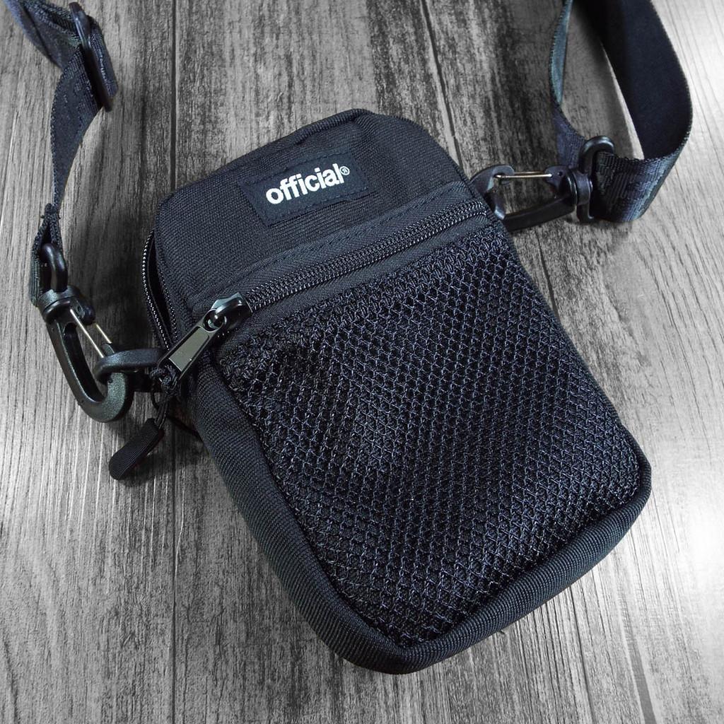 Official Essential EDC Shoulder Bag - Black