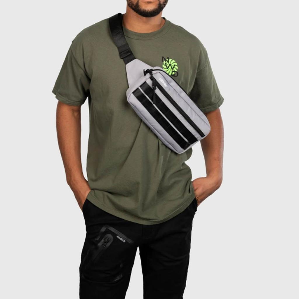 Official Essential Crossbody Bag - Grey