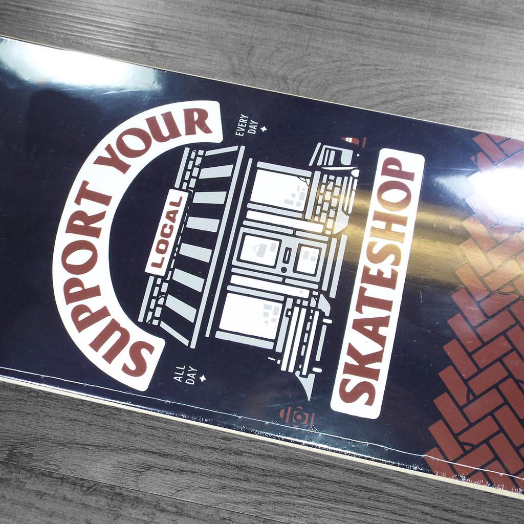 """Real Skate Shop Day Skateboard Deck - 8.25"""""""