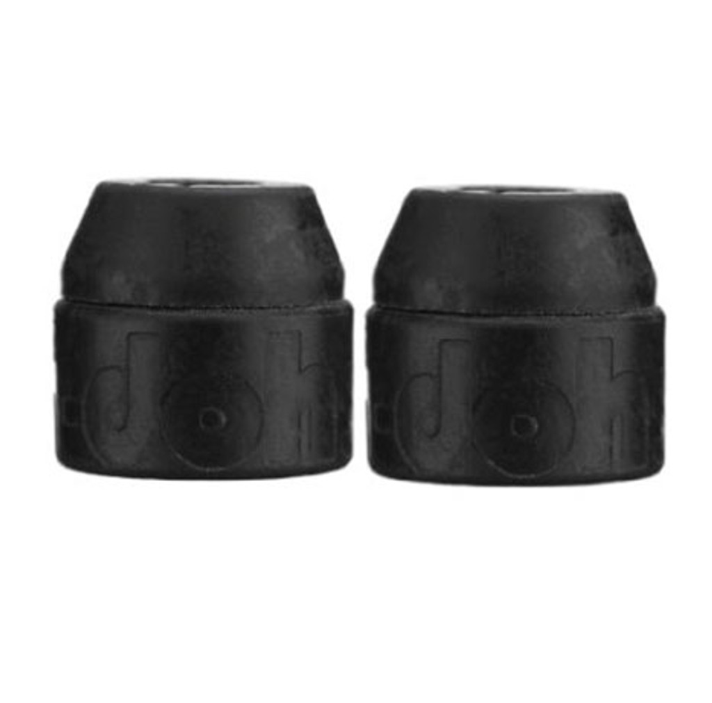 Shorty's Doh Doh Black Bushings - 100 Rock Hard