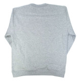 The Quiet Life Aussie Script Crewneck - Heather Grey