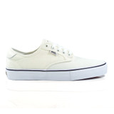 Vans Chima Ferguson Pro (Jacquard Checker) Shoes - Marshmallow/True White