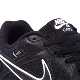 Nike SB Gato Shoes - Black/Black-White-Gum Light Brown