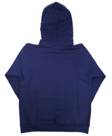 Thrasher Outlined Hooded Sweatshirt - Navy