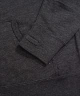 DCS Embroidered Logo Hooded Sweatshirt - Charcoal Heather