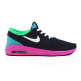 Nike SB Janoski Air Max 2 Shoes - Black/White-Cabana-Electro Green