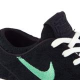 Nike SB Janoski Air Max 2 Shoes - Black/Mint-Black
