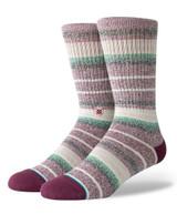 Stance Thirri Socks - Maroon