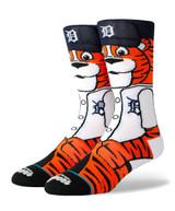 Stance Paws The Tiger Socks - Orange