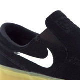 Nike SB Zoom Stefan Janoski Slip RM Shoes - Black/White-Black-Gum Light Brown