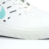 Nike SB Nyjah Free Shoes - Summit White/Tropical Twist-Summit White