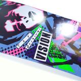 "Vision Original Mark Gonzales Blue Dip Old Skool Deck - 10"""