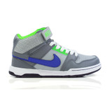 Nike SB Mogan Mid 2 JR  Kid Shoes - Wolf Grey/Game Royal