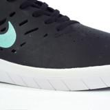 Nike SB Nyjah Free Shoe - Black/Tropical Twist-Black-White