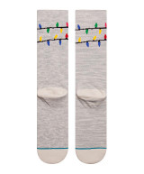 Stance It's Lit Socks - White