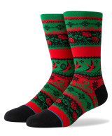 Stance Stocking Stuffer Socks - Green