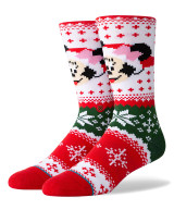 Stance Minnie Claus Socks - Multi